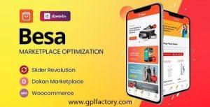 besa ecommerce theme