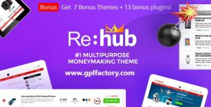 rehub wordpress theme