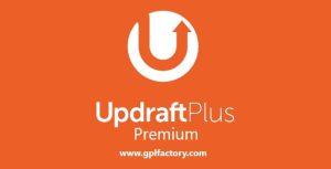 updraftplus free