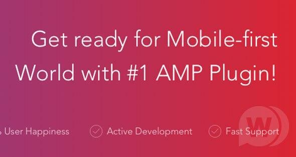 AMP for WP v1.0.34 with Extensions Bundle