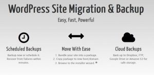 Duplicator Pro v3.8.8 WordPress Site Migration & BackUp Plugin