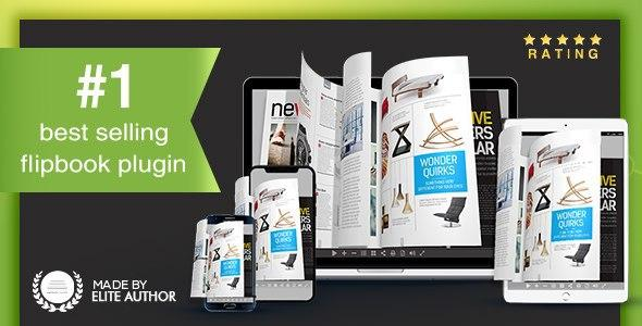 Real3D FlipBook v3.12 – WordPress Plugin