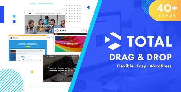 Total v4.9.9 – Responsive Multi-Purpose WordPress Theme
