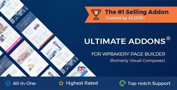 Ultimate Addons for WPBakery Page Builder v3.19.4