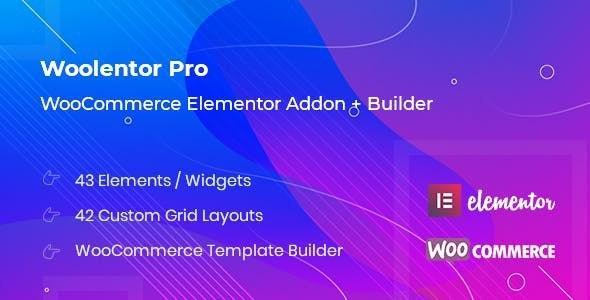 WooLentor Pro v1.3.3 – + Builder
