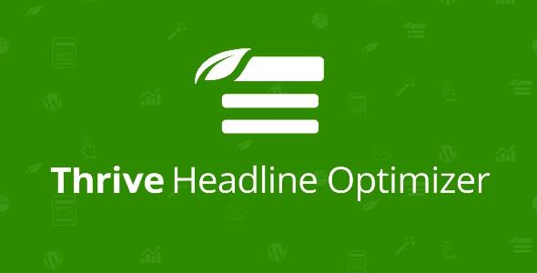 Thrive Headline Optimizer With License Key