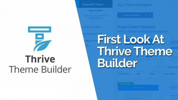Thrive Theme With License Key