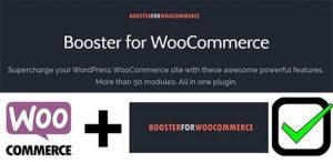 Booster Plus For WooCommerce GPL