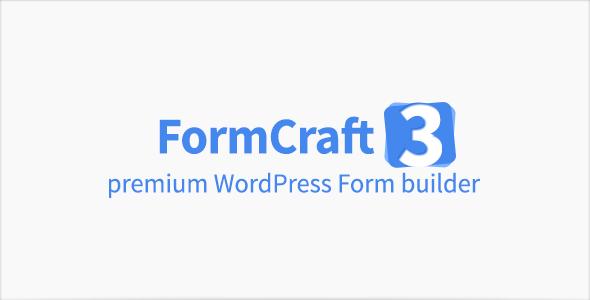Formcraft WordPress Form Builder