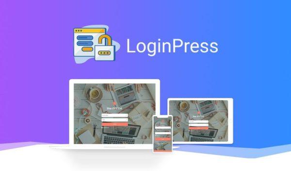 Login Press - Redirect Login