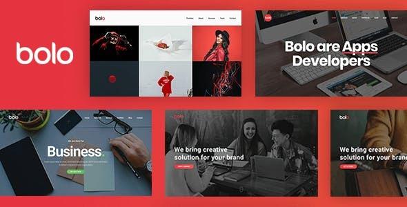 Bolo-html-theme