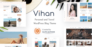 Vihan-wordpress-theme