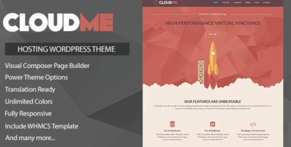 cloudme-hosting-wordpress-theme