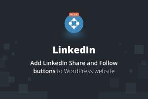 BestWebSoft's LinkedIn Plus